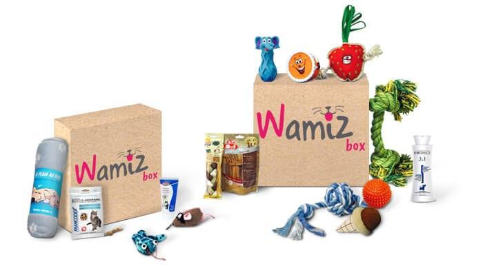 wamiz box pour chien