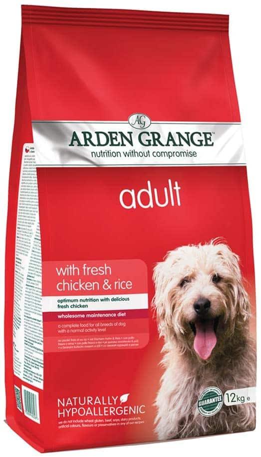 Arden Grange pour chien