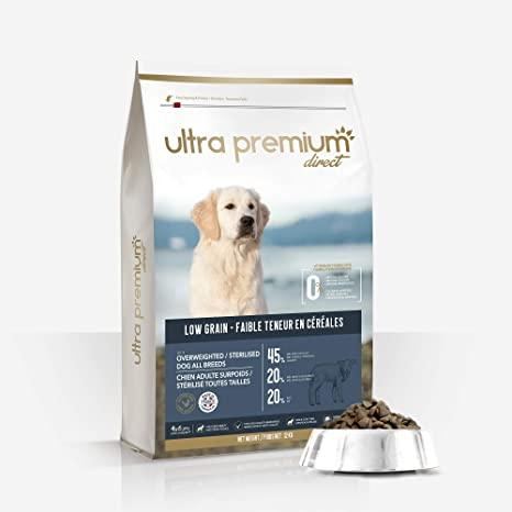 Ultra Premium Direct croquettes pour chien