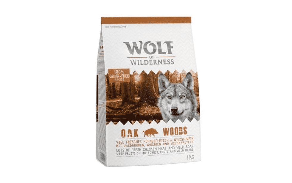 Wolf of Wilderness croquettes pour chien