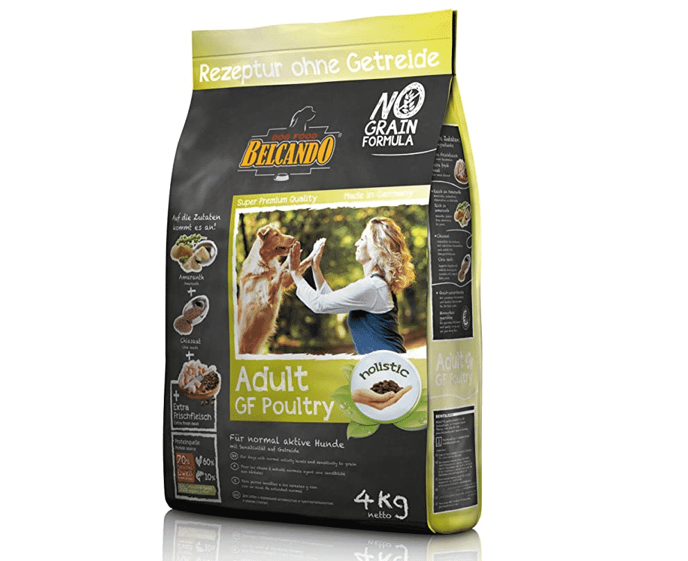 belcando aliments pour chien