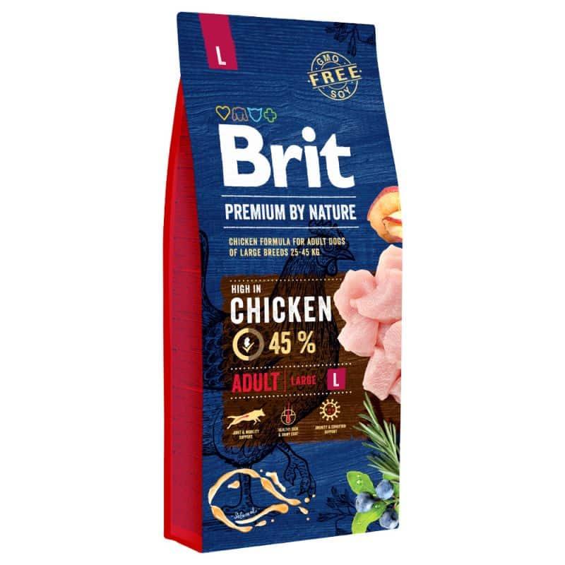 brit aliments pour chien