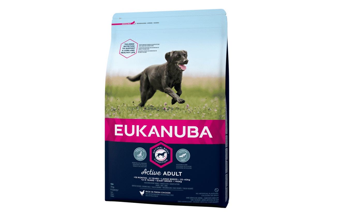 eukanuba croquettes pour chien